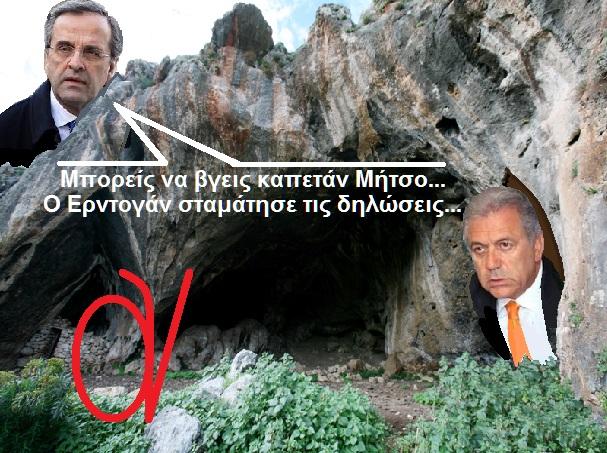 ΣΑΜΑΡΑΣ -ΑΒΡΑΜΟΠΟΥΛΟΣ -ΚΟΥΒΕΛΙ