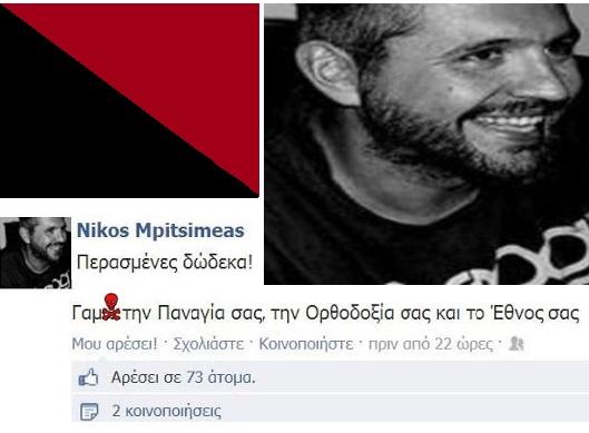 ΨΕΥΔΟΑΝΑΡΧΙΣΜΟΣ -ΝΙΚΟΣ ΜΠΙΤΣΙΜΕΑΣ