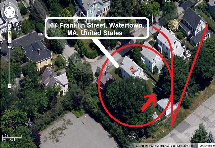 67 Franklin Street, Watertown, MA, United States 1