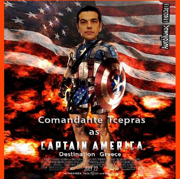 Comandante Tcepras
