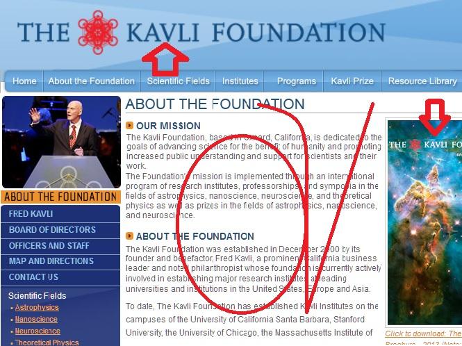Kavli Foundation