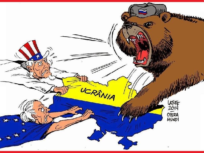 LATUFF -ΟΥΚΡΑΝΙΑ -ΑΡΚΟΥΔΑ -ΗΠΑ -ΕΕ