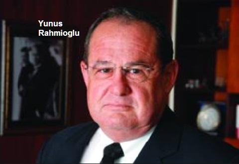 Yunus Rahmioglu -ΠΡΟΕΔΡΟς Τ-Κ ΤΡΑΠΕΖΩΝ